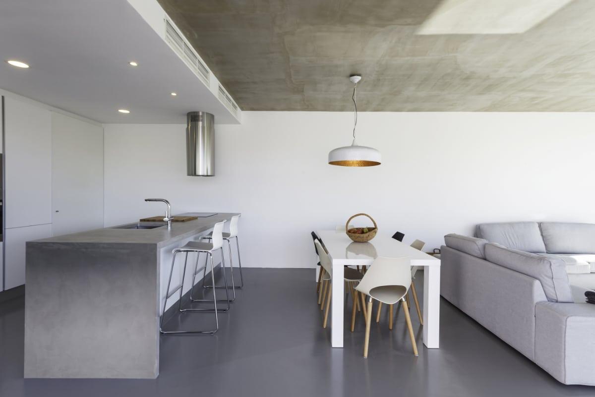 beton werkblad
